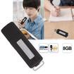 SK 868 Цифровой диктофон Флешка 8 гб. встроенной памяти до 150 часов аудиозаписи USB флэш диск -цена 450 грн.-