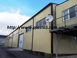 Строительство складов,  производственно-складских помещений,  ангары-склады под ключ в Украине.