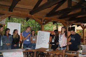 На Корсунщині молодь навчають бути активними лідерами у своїх громадах