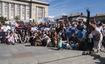 У Черкасах пройшов Всеукраїнський марш за тварин