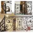 Перила, балконные и лестничные ограждения для двухуровневых квартир