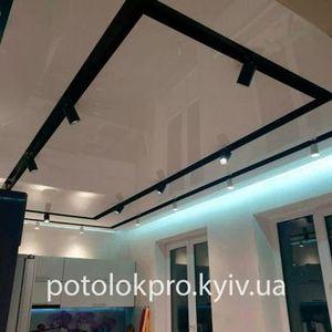 Натяжные потолки от 180 грн/кв.м,  все районы Киева,  АКЦИЯ!