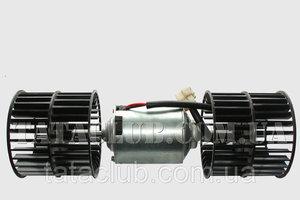 Двигатель электрический обдува лобового стекла 12V/24V TATA MOTORS.