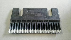 Ножи для корморезки (свеклорезки)