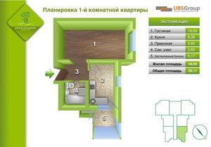 Квартира, киевская обл., киев, 36000 usd // dompoisk.com.