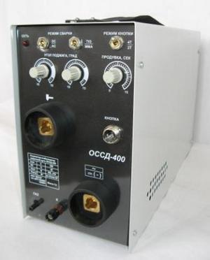 Предлагаем со склада в Харькове Осциллятор для сварки ОССД-400.