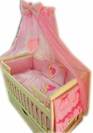 Акция! Эксклюзивные постельные наборы в кроватку от производителя!