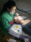 Обучение наращиванию ресниц Киев Троещина