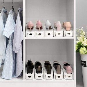 Органайзер для обуви. Подставка для обуви пластиковая.